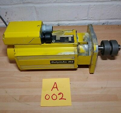 Control techniques 115MSB070201AG AC axis motor.