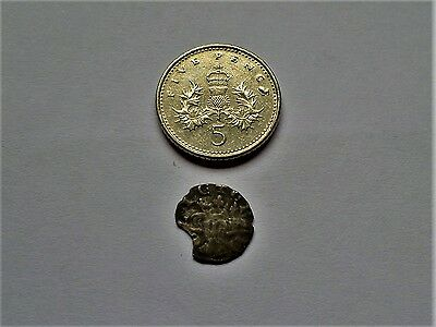 Very Small Hammered Coin-Good Condition