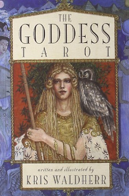 `Waldherr, Kris`-The Goddess Tarot  (US IMPORT)  ACC NEW