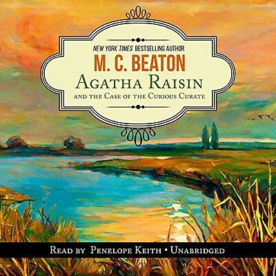 Beaton M. C./ Keith Penelop...-Agatha Raisin And The Case Of (US IMPORT)  CD NEW