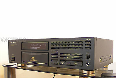 Pioneer PD-7700  Oberklasse CD-Player + Fernbedienung