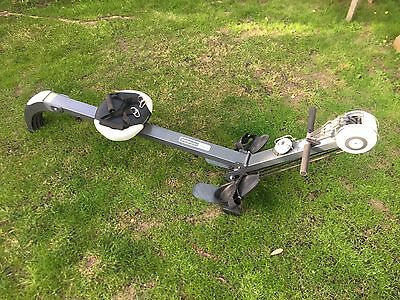 Pro Fitness Rowing Machine (Rower And Gym)