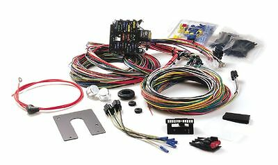 Painless Wiring 10102 21 Circuit Classic Customizable Chassis