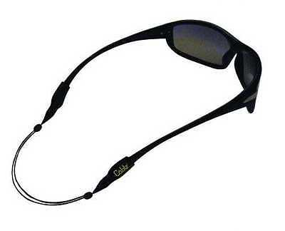 "Cablz Zipz Adjustable Sunglass Retainer- Black 14"" ZipzB14"