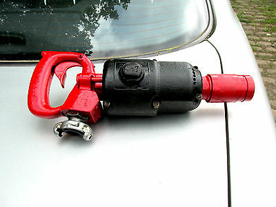 L@@k Cp9 Chicago Pneumatic Rock Drill Good Working Order