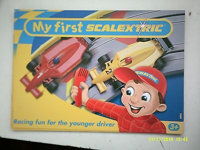My First Scalextric Micro Catalogue MM2 Edition Ex Shop Stock Mint Cond