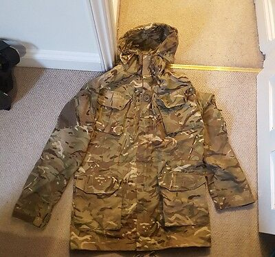 British Army Windproof SAS Smock in MTP