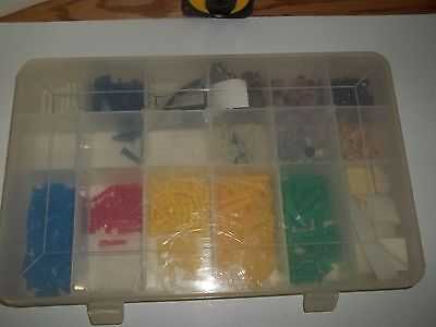 Hollow-wall Anchor Assortment Kit, with storage bin