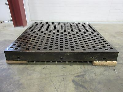60 x 60 Welding Table - Used - AM15384