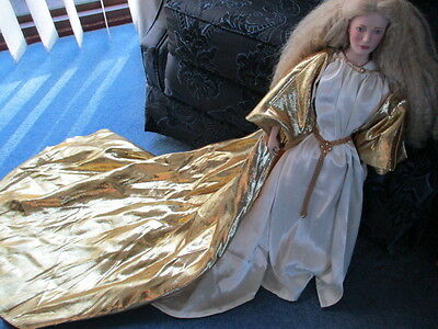 Beautiful  Rare Danbury Mint Heirloom Collectable Doll. Fantasy princess 23""