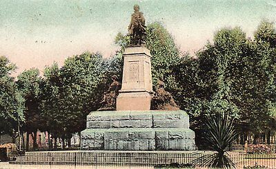 OLD POSTCARD CIRCA 1900's - JERSEY - ST HELIER - DON MONUMENT