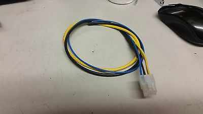 Pioneer Ts-Wx205A Ts-Wx75A Subwoofer Sub 6 Pin Power Plug Cable Lead Wire