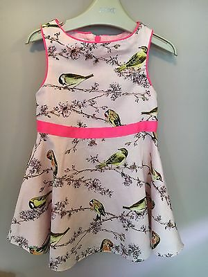 Ted Baker Baby Girls Dress Age 12-18 Months