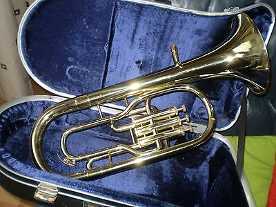 Tenor Horn  student model supplied by Boosey & Hawkes
