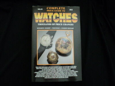 No. 32 2012 Complete Price Guide To Watches