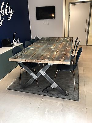 boardroom table Bespoke Hand Made.. Any Design Or Style