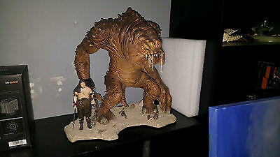 Star Wars Rancor & Handler Gentle Giant Statue