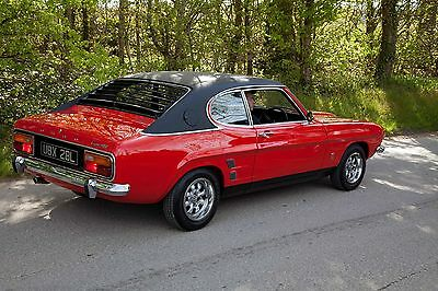 Ford Capri MK1 Facelift 1.6 GT 1972 (False Price listed- Sensible offers only)