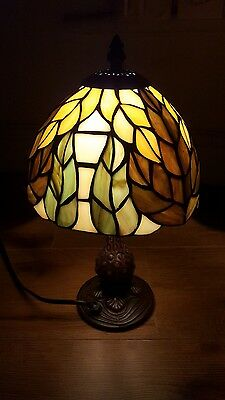 A Lovely Tiffany Table Lamp