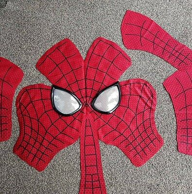The Amazing Spider-Man/Spiderman 2 Mask kit.