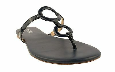 222b4c966 MICHAEL KORS WOMEN S Claudia Flat Embellished Thong Sandals -  66.98 ...