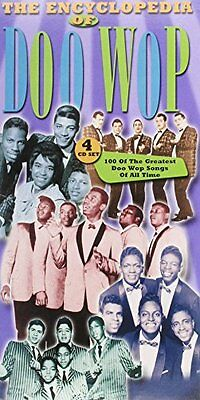 Encyclopedia Of Doo Wop 1 / Various - CD4 NEU