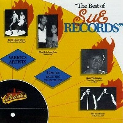 V/ A - Best Of Sue Records / Various CD  NEU