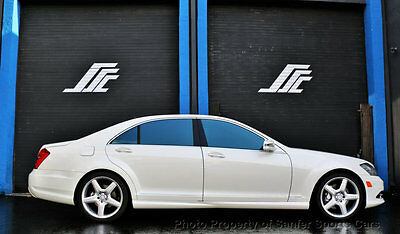 """2013 Mercedes-Benz S-Class S550 2013 Mercedes Benz S550 Sport 20"""" AMG Wheels Pano Financing Available Trades"""