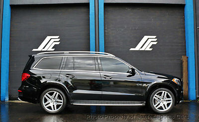 2016 Mercedes-Benz GL-Class 4MATIC 4dr AMG GL 63 2016 Mercedes Benz GL63 AMG 12K 1 Owner Miles Leasing & FinancingAvailable Trade