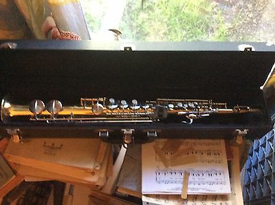 Dolnet Bel Air  Soprano Saxophone   French