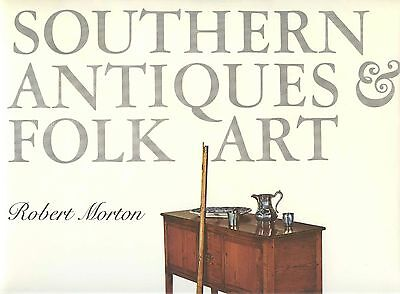 American Southern Antiques - Furniture Textiles Folk Art Etc. / Oversize Book