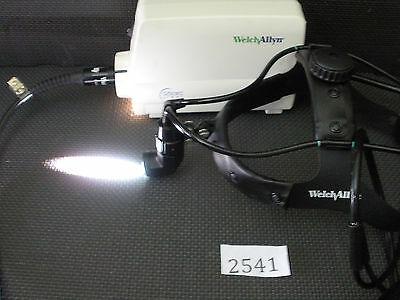 Welch Allyn  Solarc Source Surgical Headlight