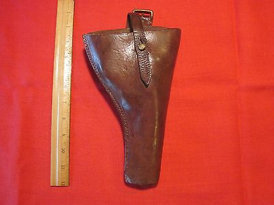 WWI British Pattern 1914 Webley Holster
