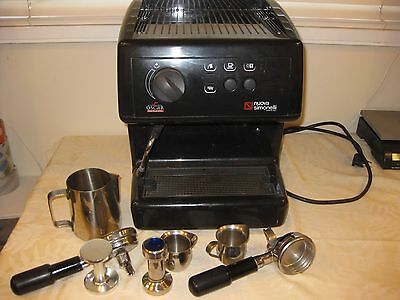 Nuova Simonelli Oscar Professional Espresso Machine & Accessories