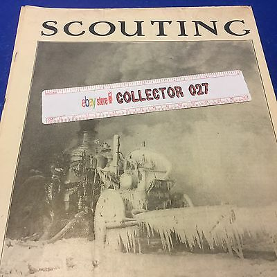Boy Scout Scouting Magazine Sept. 25, 1919  - 97 Years Old