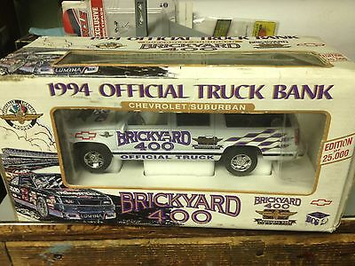 Brookfield Guild 1994 Brickyard 400 Chevy Suburban Bank