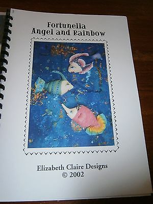 Elizabeth Claire Designs cloth doll pattern