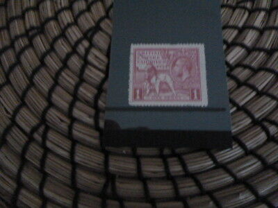 Great Britain British Empire Exhibition 1924 used 1d stamp