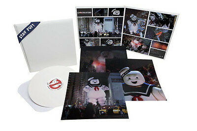 "Ray Parker Jr. / Run-DMC - Ghostbusters Stay Puft Edition - New 12"" WHITE Vinyl"
