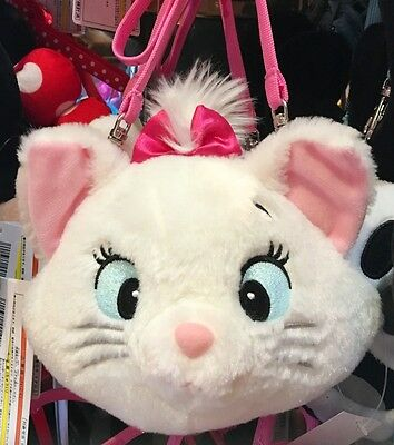 Tokyo Disney Marie the Aristocats cat coin purse Shoulder Pass case Japan new