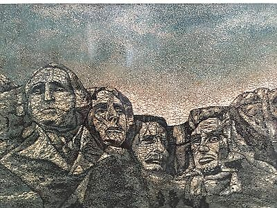 Art decor/Mt. Rushmore Image