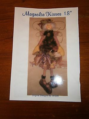 3  Mixed  cloth doll patterns