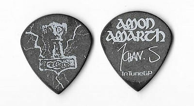 Amon Amarth version 1 tour guitar pick