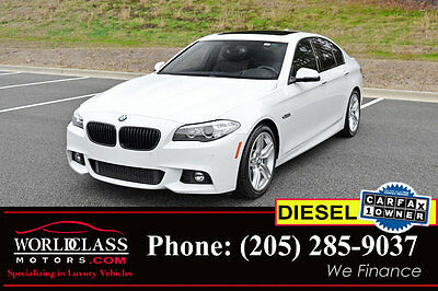 2014 BMW 5-Series 535d Sport *DIESEL* loaded & RARE 2014 BMW 535d M Sport sedan! 11 12 13 15 335 550 528 i