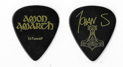 Amon Amarth version 3 tour guitar pick