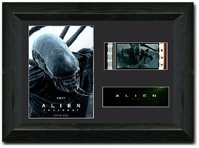 Alien: Covenant 35 mm Film Cell display Framed Stunning Display Collectable
