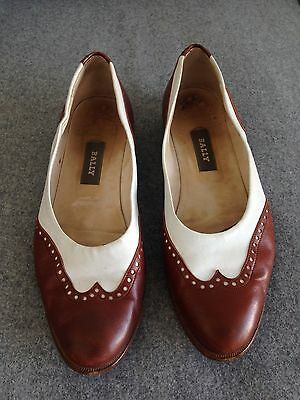 Vintage Bally Loafer, Flats, Women's Shoes