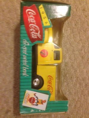 Ertl inc die cast coca-cola bank 1956