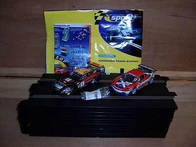 Scalextric Track Cars Ect.