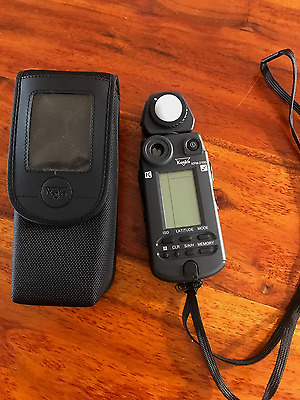 Kenko KFM-2100 Flash Meter for Flash, Ambient Meter With Integrated Spot Meter